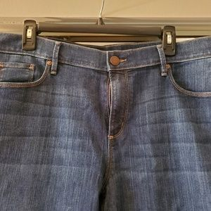 Ann Taylor Loft Outlet Modern Skinny Jeans 16R